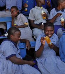 Sunshine rally, Nairobi, Kenya