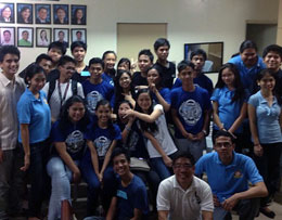 The Rotaract Club of Los Baños, Laguna, Philippines