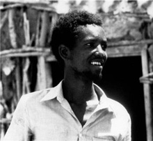 Ali Maow Maalin in 1977. Photo by John F. Wickett/WHO