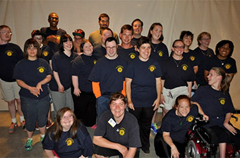 Members of the Parker Rotary Community Corps