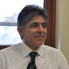 Dr. Hamid Jafari