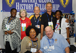 Rotary Global History Fellowship