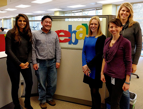 The eBay Live Auctions team