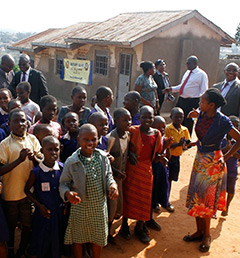 School in Kampala