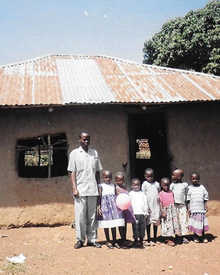 Bondo primary school