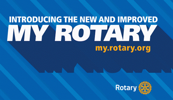 What's new in My Rotary