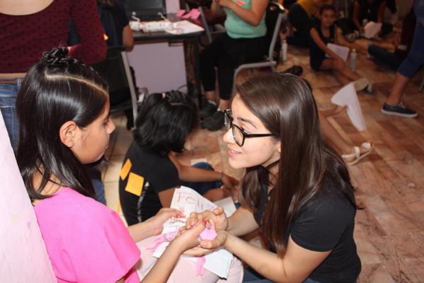 Sofia Brega founder of Activators de Paz Cuidad Juarez